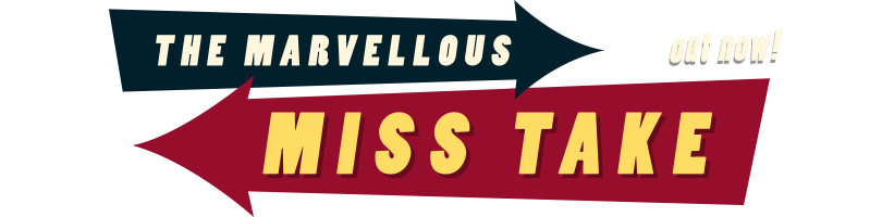 Marvellous Miss Take Logo